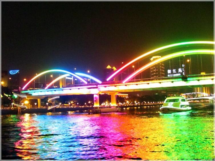 Show item 5 of 6. Guangzhou Pearl River Night Cruise