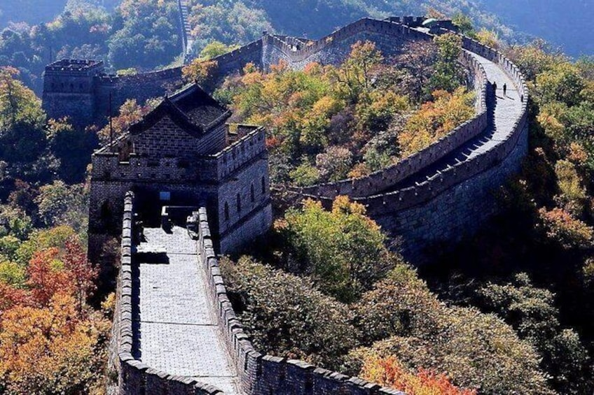Show item 5 of 7. Private Beijing Layover Tour: Mutianyu Great Wall, Summer Palace