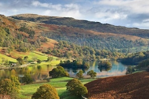 Windermere to Grasmere Mini Tour - Includes stop by Rydal Water at Badger B...
