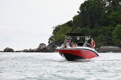 Langkawi Boat Ride