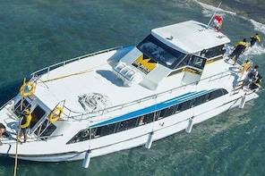 Fast boat ticket Bali to Nusa Penida (One Way)