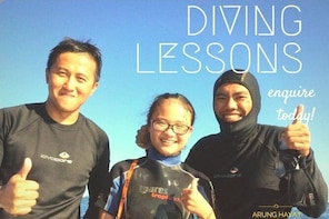Diving In Sipadan Island