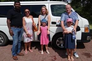 Anuradhapura City to Habarana City Private Transfer