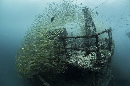 Kled Gaeow Wreck Diving