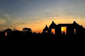 Exotic Prambanan and Queen Boko Palace Sunset tour