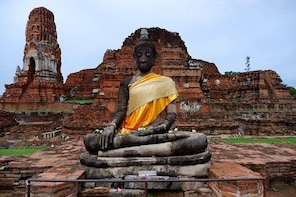 Private : Ayutthaya Ancient Temples Day Tour