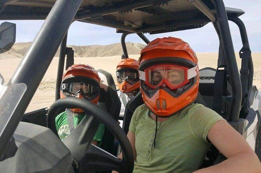 Show item 3 of 21. ATV and RZR Off-Road Adventure Tour