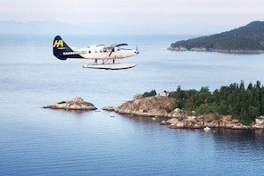 Vancouver to Whistler Scenic Flight (Optional Whistler Tour Availaible)