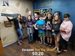 The Toy Shop Escape Room