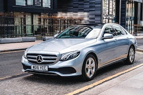 Aberdeen To Glasgow Private Premium Transfer With Chauffeur