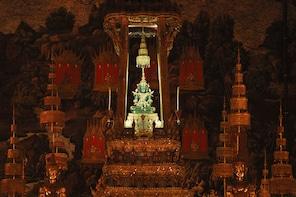 Bangkok Temple Emerald Buddha Ticket With Hotel Transfer