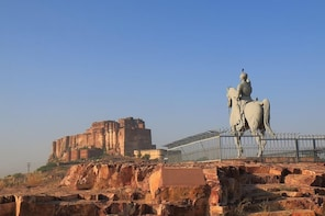 Best of Jodhpur(Guided Fullday City Sightseeing Tour by Car)