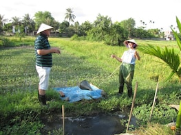 Two Days Farming Experience & Homestay of Ha long