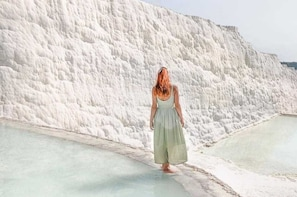 Private Tour From Antalya to the White Cliffs of Pamukkale
