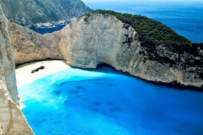 5-Day Classical Tour with Zakynthos & Cruise at Shipwreck