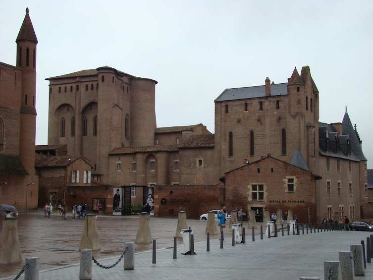 Show item 4 of 7. Toulouse to Carcassonne and Albi : Private Sightseeing Tour
