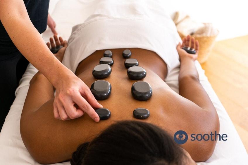 Show item 4 of 3. Spa-Quality On Demand Massage - Staten Island