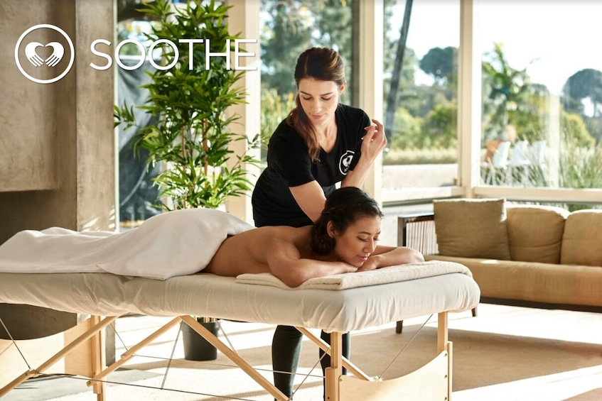 Show item 1 of 3. Spa-Quality On Demand Massage - Staten Island