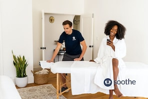Spa-Quality On Demand Massage - Silicon Valley