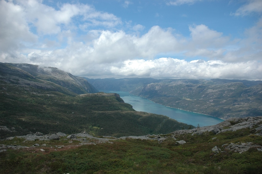 Show item 3 of 3. Guided hike to Flørli 4,444