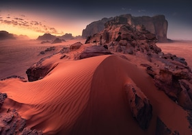 Petra and Wadi Rum in one day (Private tour) lunch included