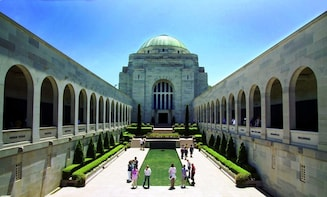 Canberra Private Day Tour - departing from Sydney