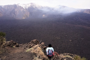 Etna excursion, The Highest Active Volcano in Europe
