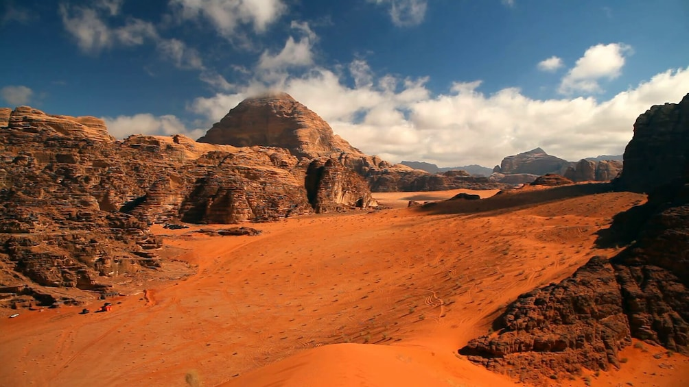 4Day:North Side  Petra by kings highway  Wadi Rum  Dead Sea