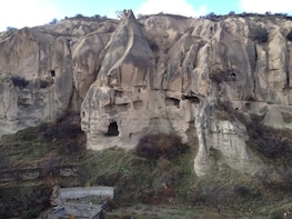 3 Days & 2 Nights Full Cappadocia Package