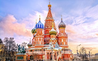 FRENCH Private Tour: Hidden Moscow & St.Basil's Cathedral