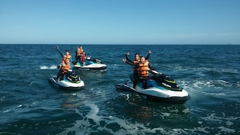 JetSki Tour for 30 min.