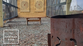 Axe Throwing Training