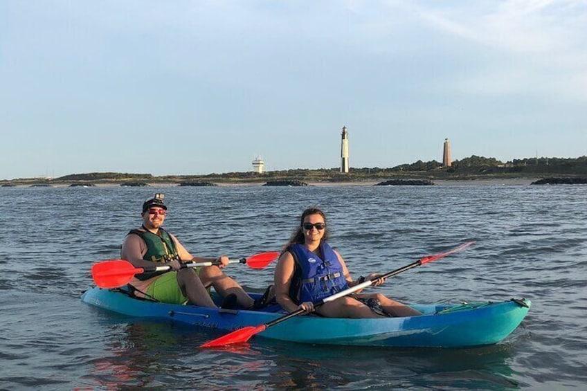 Sunset Dolphin Kayak Tours