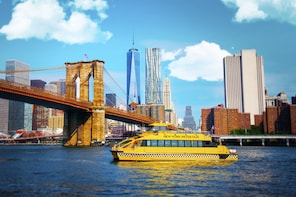 NY Water Taxi Full-Day Access Pass with 9/11 Museum