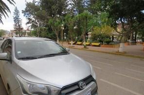 Private transfer from Tupiza to Uyuni with bilingual guide