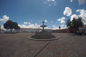 Sucre walking tour