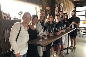Kelowna Wine Tour with Three Winery Stops
