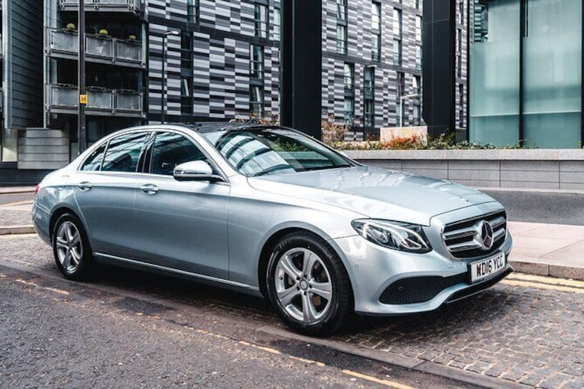 Show item 2 of 6. Dundee to Edinburgh Private Premium Transfer With Chauffeur