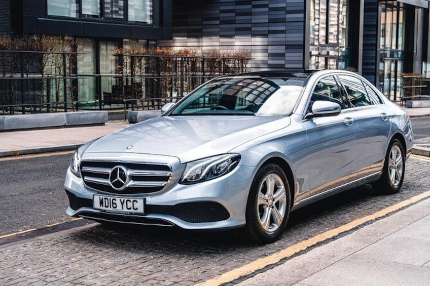 Show item 2 of 6. Dundee to Glasgow Private Premium Transfer With Chauffeur