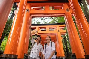 The Ultimate Temples of Kyoto Private Tour