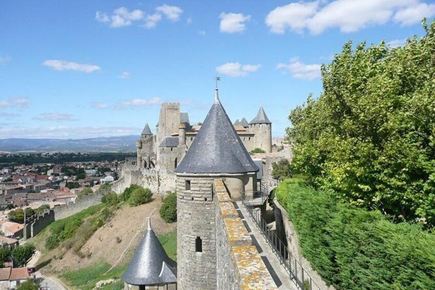 Show item 3 of 6. Cité de Carcassonne