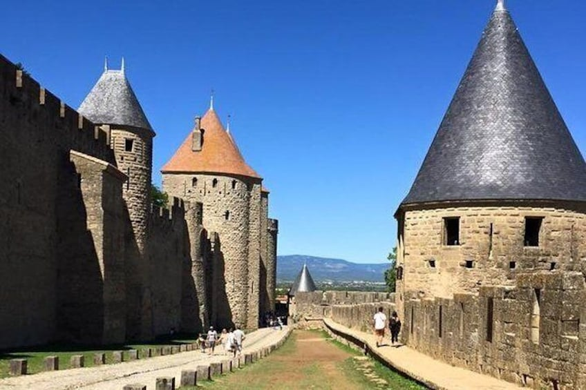 Show item 4 of 6. Cité de Carcassonne