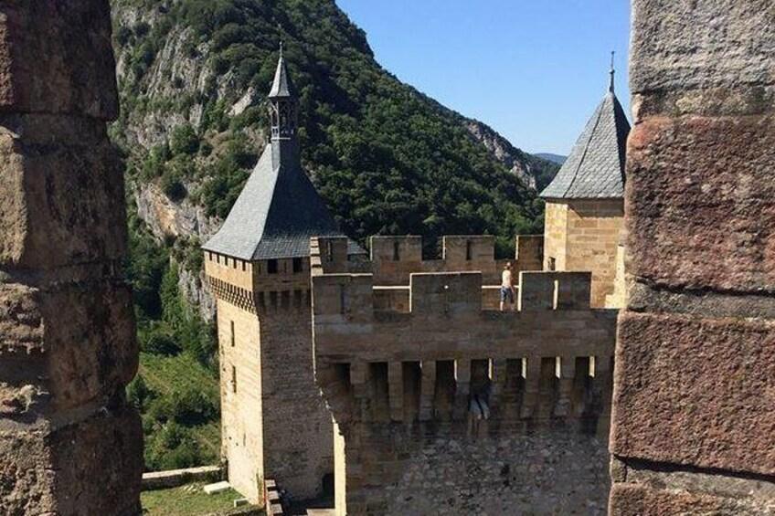 Show item 4 of 20. Day Tour to Mirepoix, Montségur, Foix. From Carcassonne