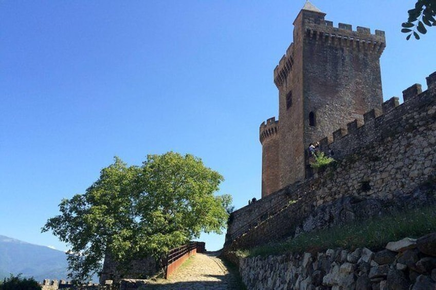 Show item 2 of 20. Day Tour to Mirepoix, Montségur, Foix. From Carcassonne