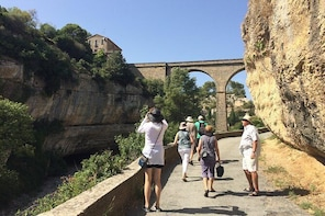 Private Day tour :Lastours, Wine tasting,Minerve,Canal du Midi From Carcass...
