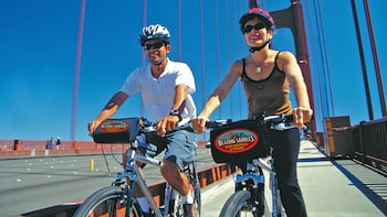 Tour in bicicletta guidato del Golden Gate Bridge
