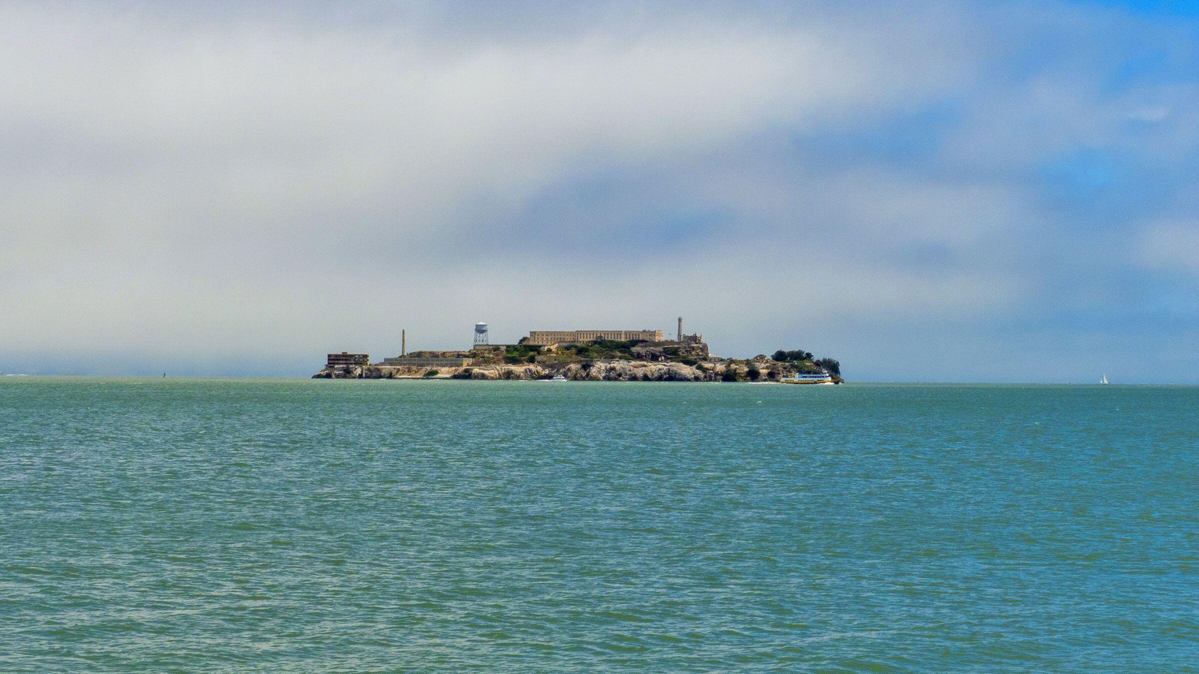2 Tage gültige Hop-on-Hop-off-Rundfahrten und Tour nach Alcatraz
