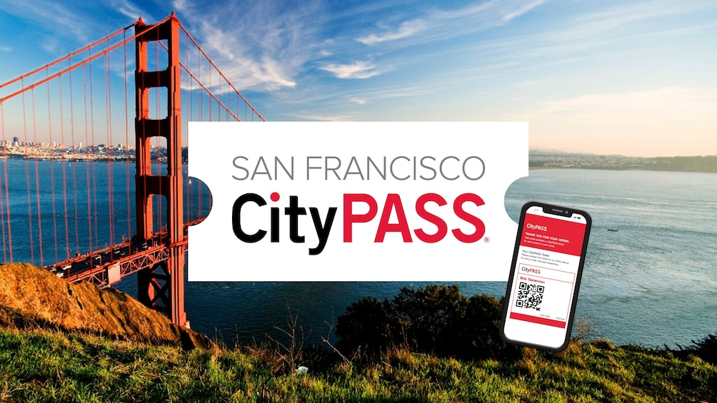 Show item 1 of 9. San Francisco CityPASS: Admission to Top 4 Attractions