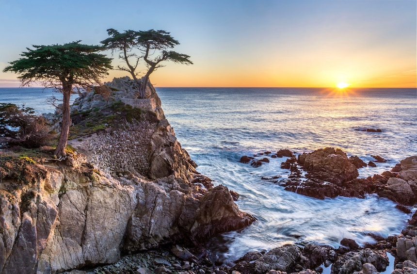 Show item 1 of 8. Monterey, Carmel & Pacific Coast Highway - Full Day Tour