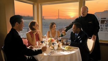 Dinner & Dancing Cruise on the San Francisco Bay